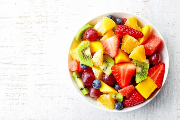 ビタミンCを含む果物の写真