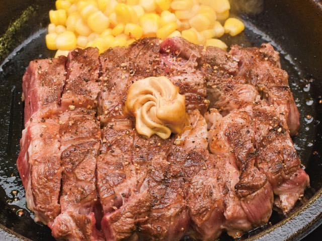 いきなりステーキ 池袋東口店料理画像