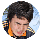 石田くんアイコン落ち込み