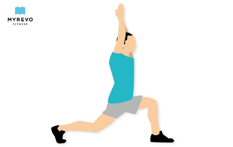 (上級)腸腰筋のストレッチ