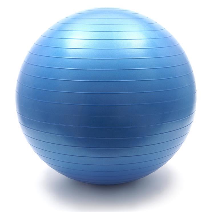 一般的なバランスボール