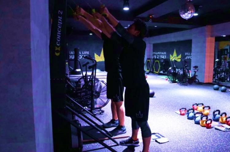 トレーニングの様子1