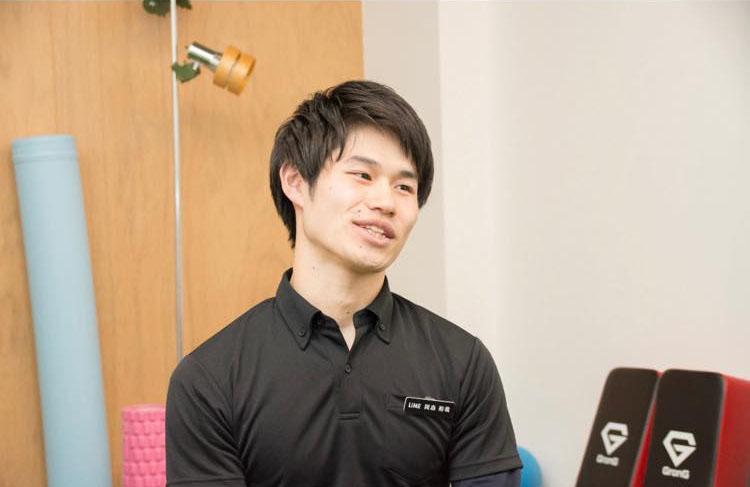 LiME岡島さんインタビュー風景3
