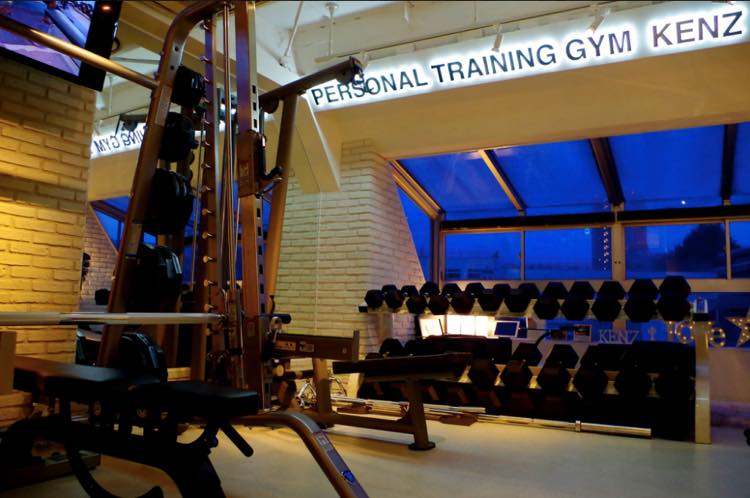 Ken'z personal Training gymカバー画像渋谷店