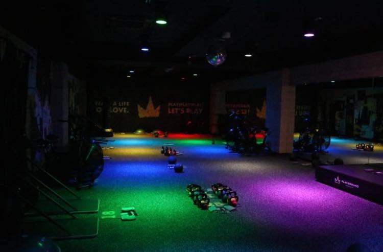 PLAYGROUND(プレイグラウンド)のスタジオ