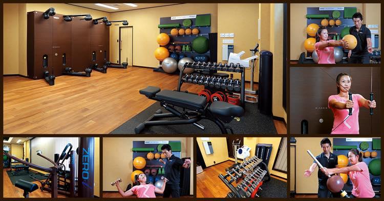 Premier Gym TAC内装画像