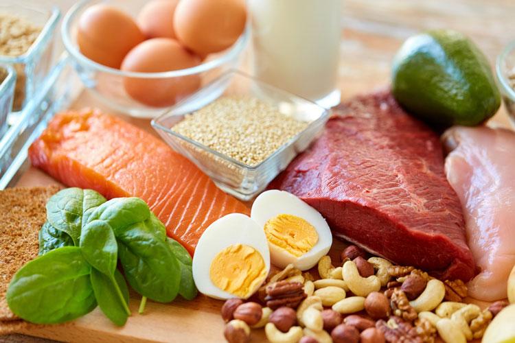 肉や魚などの食材