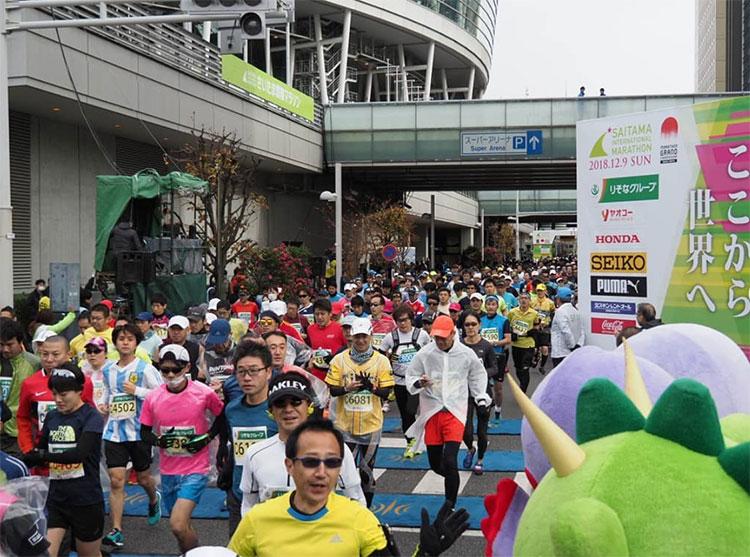 マラソンイベント