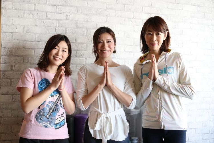 三名の女性