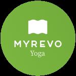 myrevoyogaロゴ
